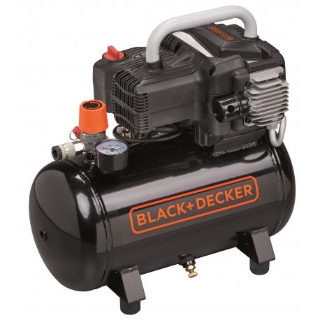 Kompresor bezolejowy 12L 10 bar Black + Decker