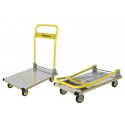 Wózek stalowy z platformą aluminiową Stanley SXWTI-PC510