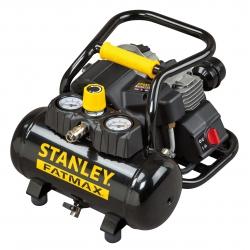 Kompresor olejowy  STANLEY  FATMAX 10 bar  5 Ltr z pompą FUTURA