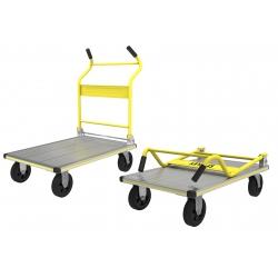 Wózek platforma aluminiowa 300kg Stanley SXWTI-PC512