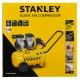 Kompresor wyciszony  24l  Stanley