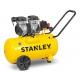 Kompresor wyciszony  50l  Stanley