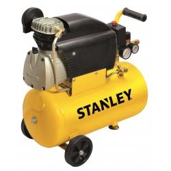 Kompresor olejowy Stanley 24L 8bar