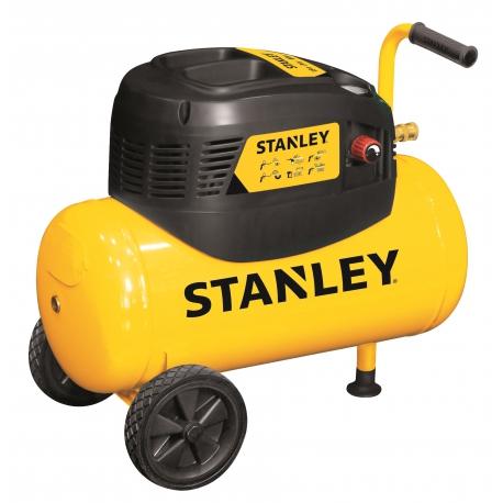 Kompresor bezolejowy 24l 8bar Stanley