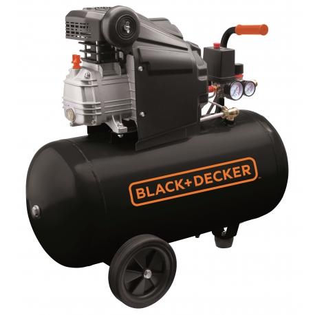 Kompresor olejowy 50l 8bar Black+Decker