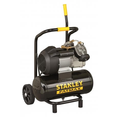 Kompresor olejowy Stanley 24l 10 bar układ V
