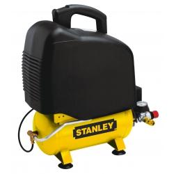 Kompresor bezolejowy Stanley Wyciszony 6l 8bar
