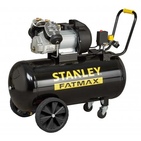 Olejowy kompresor 100L 10bar Stanley FATMAX | układ V