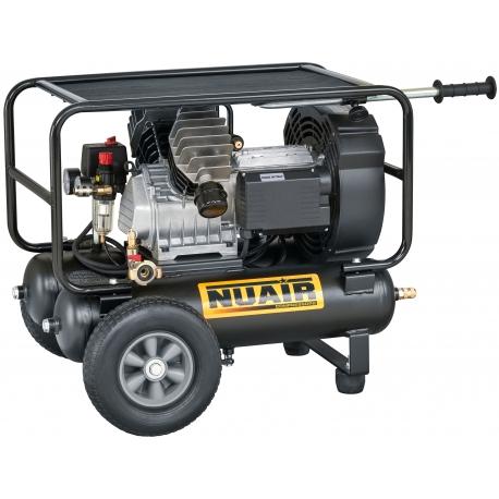 Kompresor olejowy NUAIR zbiornik 22 litry