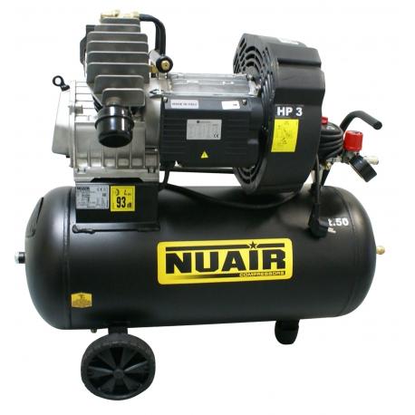 Kompresor olejowy NUAIR  GVM/50 zbiornik  50 ltr