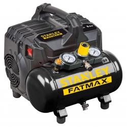 Kompresor Stanley Fatmax  SILENT , 8 bar DST101/8/6
