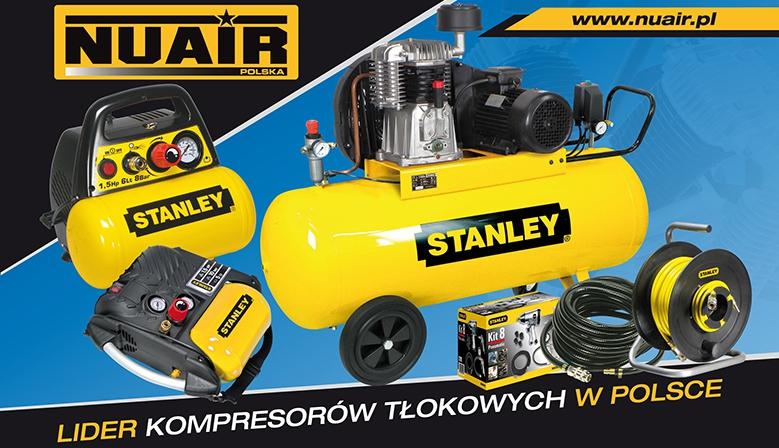 Kompresory Stanley